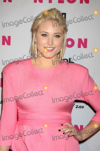 Hayley Hasselhoff Photo - Hayley Hasselhoff arrives at the Nylon Magazine Young Hollywood Party 2010Hollywood Roosevelt Hotel, PoolsideLos Angeles, CAMay 12, 2010