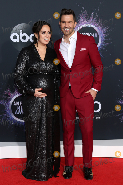 Andy Grammer Photo - LOS ANGELES - NOV 24:  Aijia Lise, Andy Grammer at the 47th American Music Awards - Arrivals at Microsoft Theater on November 24, 2019 in Los Angeles, CA