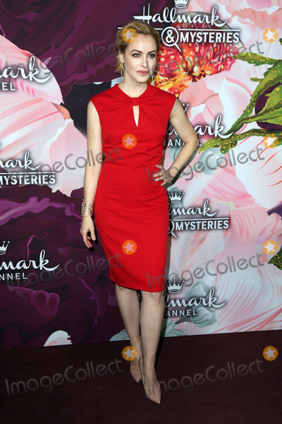 Amanda Schull Photo - LOS ANGELES - JAN 13:  Amanda Schull at the Hallmark Channel and Hallmark Movies and Mysteries Winter 2018 TCA Event at the Tournament House on January 13, 2018 in Pasadena, CA
