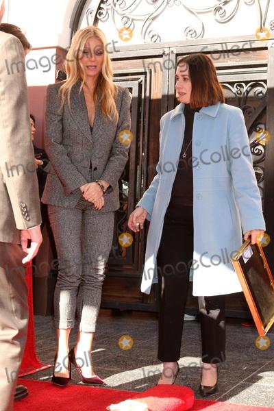 Gwyneth Paltrow, Ryan Murphy, Ana Martinez Photo - LOS ANGELES - DEC 4:  Gwyneth Paltrow, Ana Martinez at the Ryan Murphy Star Ceremony on the Hollywood Walk of Fame on December 4, 2018 in Los Angeles, CA
