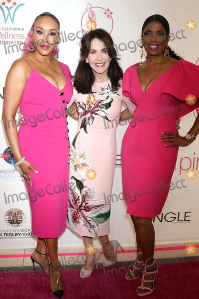 Pink, Vivica A Fox, Vivica A. Fox, Areva Martin Photo - LOS ANGELES - MAY 19:  Vivica A Fox, Robin McGraw, Areva Martin at the 11th Annual A Pink Pump Affair at the Beverly Hilton Hotel on May 19, 2019 in Beverly Hills, CA