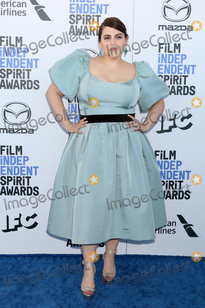 Beanie Feldstein Photo - LOS ANGELES - FEB 8:  Beanie Feldstein at the 2020 Film Independent Spirit Awards at the Beach on February 8, 2020 in Santa Monica, CA