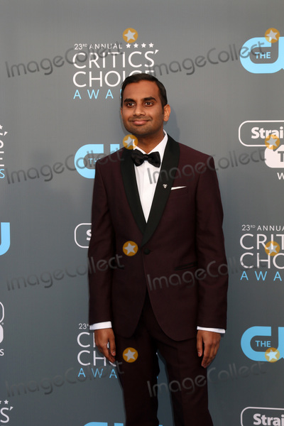 Aziz Ansari Photo - LOS ANGELES - JAN 11:  Aziz Ansari at the 23rd Annual Critics' Choice Awards at Barker Hanger on January 11, 2018 in Santa Monica, CA