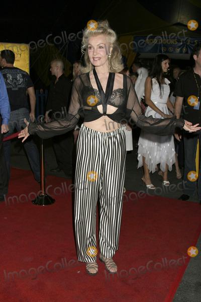 Cirque du Soleil, Julie Newmar Photo - Cirque du Soleil, Julie Newmar