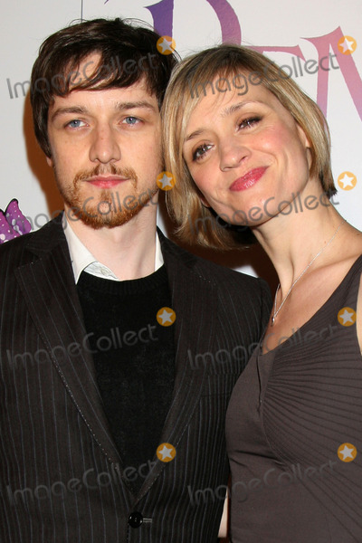 Anne Marie, Anne Marie Duff, Anne-Marie Duff, Ann Marie Photo - James McAvoy & wife Anne-Marie Duff