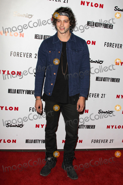 Chris Galya Photo - LOS ANGELES - OCT 15:  Chris Galya arrives at  Nylon's October IT Issue party at London West Hollywood on October 15, 2012 in Los Angeles, CA
