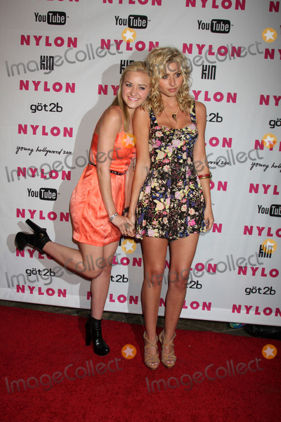 "AJ Michalka, Aly Michalka, Alyson ""Aly"" Michalka, Alyson Aly Michalka, Amanda ""AJ"" Michalka, Amanda AJ Michalka, AJ. Michalka, Ali Farka Touré Photo - Amanda ""AJ"" Michalka & Alyson ""Aly"" Michalka