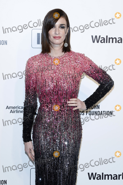 Elton John, Paz Vega Photo - LOS ANGELES - FEB 9:  Paz Vega at the 28th Elton John Aids Foundation Viewing Party at the West Hollywood Park on February 9, 2020 in West Hollywood, CA