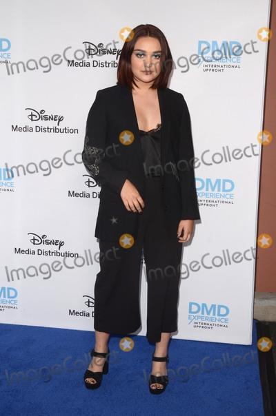Walt Disney, Ariela Barer Photo - LOS ANGELES - MAY 20:  Ariela Barer at the Disney ABC International Upfront at the Walt Disney Studios on May 20, 2018 in Burbank, CA