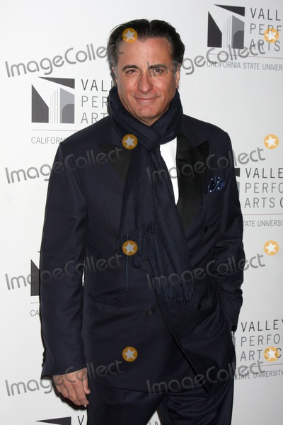 Andrew Garcia Photo - LOS ANGELES - JAN 29:  Andrew Garcia arrives at the Valley Performing Arts Center Opening Gala at California State University, Northridge on January 29, 2011 in Northridge, CA