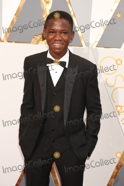 The 88, Abraham Attah Photo - LOS ANGELES - FEB 28:  Abraham Attah at the 88th Annual Academy Awards - Arrivals at the Dolby Theater on February 28, 2016 in Los Angeles, CA