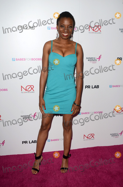 Angelique Bates Photo - LOS ANGELES - JUN 16:  Angelique Bates at the Babes for Boobs Live Bachelor Auction at the El Rey Theater on June 16, 2016 in Los Angeles, CA