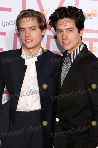 "Cole Sprouse, Dylan Sprouse Photo - LOS ANGELES - MAR 7:  Dylan Sprouse, Cole Sprouse at the ""Five Feet Apart"" Premiere at the Bruin Theater on March 7, 2019 in Westwood, CA"