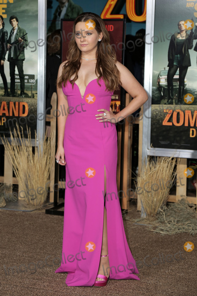 """Abigail Breslin Photo - LOS ANGELES - OCT 11:  Abigail Breslin at the """"Zombieland Double Tap"""" Premiere at the TCL Chinese Theater on October 11, 2019 in Los Angeles, CA"""