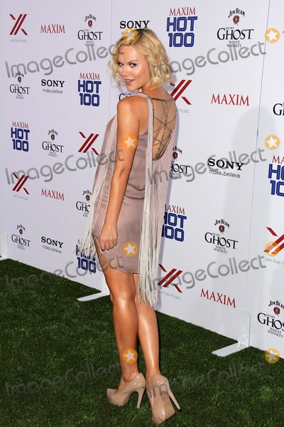 Anya Monzikova Photo - LOS ANGELES - MAY 15:  Anya Monzikova arrives at the 2013 Maxim Hot 100 Party at the Vanguard on May 15, 2013 in Los Angeles, CA