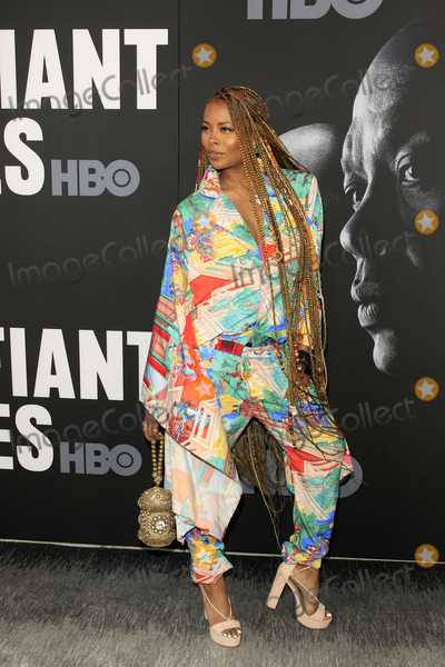 """Eva Marcille Photo - LOS ANGELES - JUN 22:  Eva Marcille at """"The Defiant Ones"""" HBO Premiere Screening at the Paramount Theater on June 22, 2017 in Los Angeles, CA"""