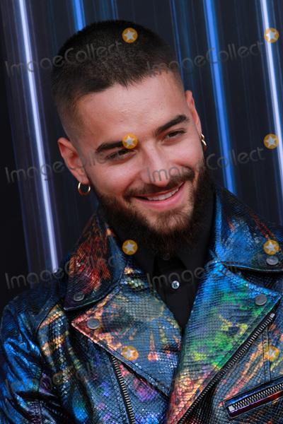 Photo - LAS VEGAS - MAY 1:  Maluma at the 2019 Billboard Music Awards at MGM Grand Garden Arena on May 1, 2019 in Las Vegas, NV