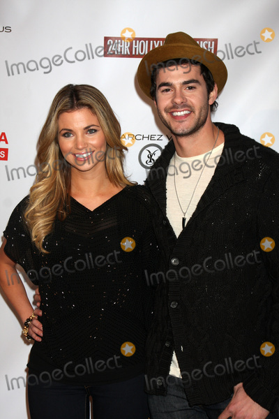 Amber Lancaster, Rush, Jayson Blair Photo - LOS ANGELES - FEB 20:  Amber Lancaster; Jayson Blair arrives at the 24 Hour Hollywood Rush at Ebell Theater on February 20, 2011 in Los Angeles, CA