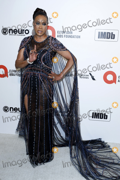 Elton John, Vivica A Fox, Vivica A. Fox Photo - LOS ANGELES - FEB 9:  Vivica A Fox at the 28th Elton John Aids Foundation Viewing Party at the West Hollywood Park on February 9, 2020 in West Hollywood, CA