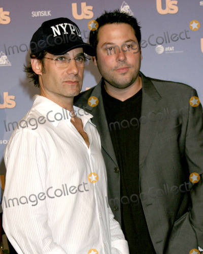 Adrian Pasdar, Greg Grunberg Photo - Adrian Pasdar & Greg Grunberg