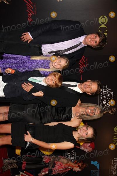 Bradley Bell Photo - Bradley Bell & Famlyarrives at the 2010 Daytime Emmy Awards Las Vegas Hilton Hotel & CasinoLas Vegas, NVJune 27, 2010