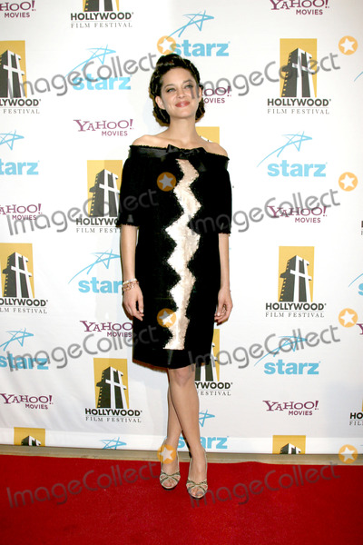 Marion Cotillard Photo - Marion CotillardHollywood Film Festival 11th Annual Hollywood Awards GalaBeverly Hilton HotelBeverly Hills,  CAOctober 22, 2007