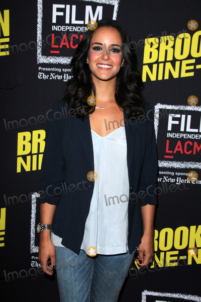 Melissa Fumero Photo - LOS ANGELES - MAY 7:  Melissa Fumero at the An Evening With Brooklyn Nine Nine at the Bing Theater at LACMA on May 7, 2015 in Los Angeles, CA