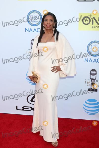 Areva Martin Photo - LOS ANGELES - FEB 5:  Areva Martin at the 47TH NAACP Image Awards Arrivals at the Pasadena Civic Auditorium on February 5, 2016 in Pasadena, CA