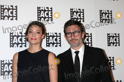 Michel Hazanavicius, Anne-Sophie Bion, Ann-Sophie Bion Photo - LOS ANGELES - FEB 18:  Anne-Sophie Bion, Michel Hazanavicius arrives at the 62nd Annual ACE Eddie Awards at the Beverly Hilton Hotel on February 18, 2012 in Beverly Hills, CA