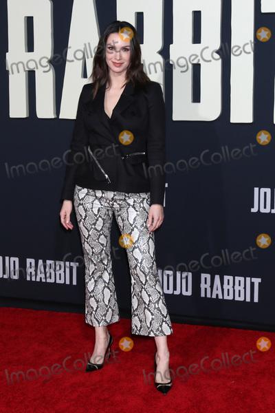 "JoJo, Alixandra von Renner Photo - LOS ANGELES - OCT 15:  Alixandra von Renner at the ""Jojo Rabbit"" Premiere at the American Legion Post 43 on October 15, 2019 in Los Angeles, CA"