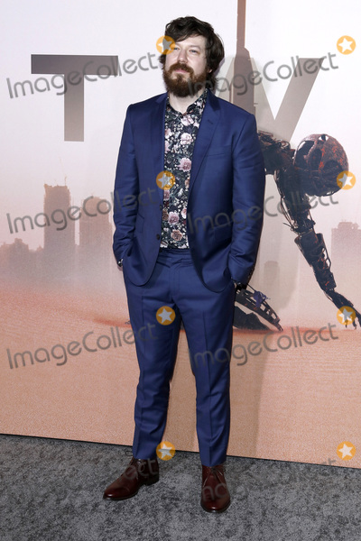 """Gallagher, John Gallagher, John Gallagher Jr., John Gallagher, Jr. Photo - LOS ANGELES - MAR 5:  John Gallagher Jr at the """"Westworld"""" Season 3 Premiere at the TCL Chinese Theater IMAX on March 5, 2020 in Los Angeles, CA"""
