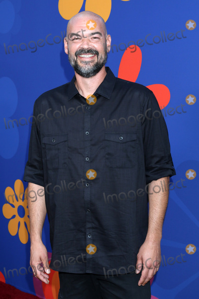 """Aaron Goodwin Photo - LOS ANGELES - SEP 5:  Aaron Goodwin at the """"A Very Brady Renovation"""" Premiere Event at the Garland Hotel on September 5, 2019 in North Hollywood, CA"""