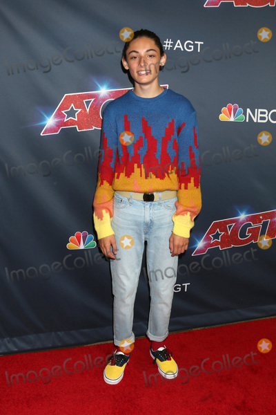 """Benicio Bryant Photo - LOS ANGELES - SEP 3:  Benicio Bryant at the """"America's Got Talent"""" Season 14 Live Show Red Carpet at the Dolby Theater on September 3, 2019 in Los Angeles, CA"""