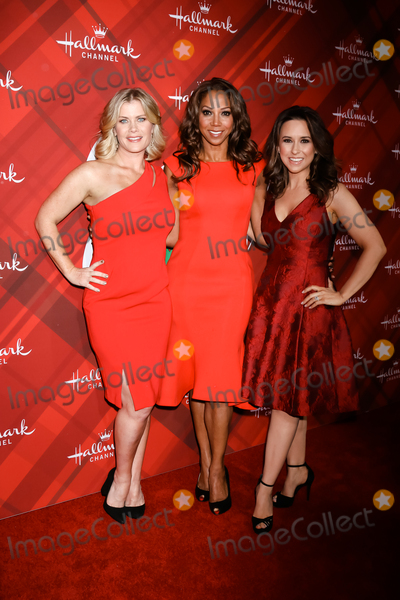 Alison Sweeney, Hollies, Holly Robinson Peete, Holly Robinson-Peete, Lacey Chabert, Holly Robinson-Peet, Holly Robinson, Robinson Peete Photo - LOS ANGELES - DEC 4:  Alison Sweeney, Holly Robinson Peete, Lacey Chabert at the Christmas At Holly Lodge Screening at 189 The Grove Drive on December 4, 2017 in Los Angeles, CA