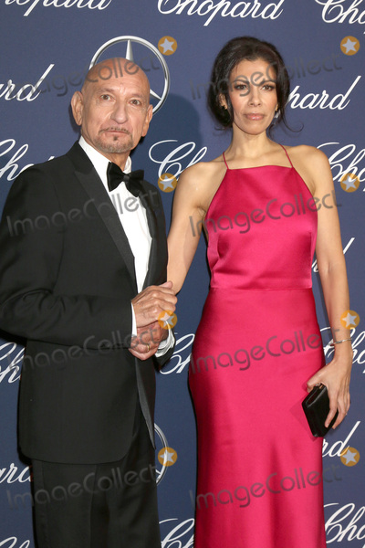 Ben Kingsley, Daniela Lavender Photo - PALM SPRINGS - JAN 2:  Sir Ben Kingsley, Daniela Lavender at the Palm Springs International FIlm Festival Gala at Palm Springs Convention Center on January 2, 2017 in Palm Springs, CA