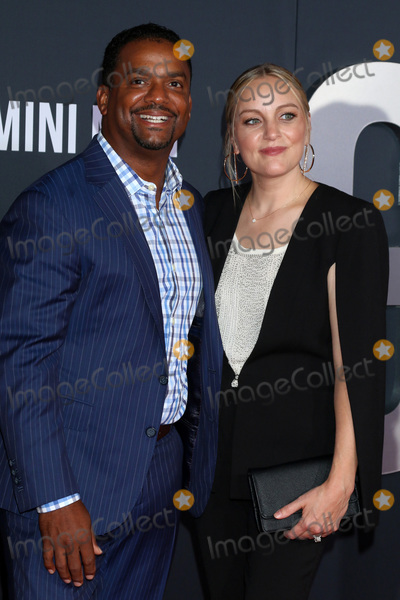 Photos And Pictures Los Angeles Oct 6 Alfonso Ribeiro Angela Unkrich At The Gemini Premiere At The Tcl Chinese Theater Imax On October 6 2019 In Los Angeles Ca She is successful in her career, but what made her come to the limelight is the fact that she is the wife of. imagecollect
