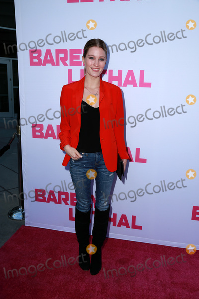 "Ashley Hinshaw Photo - LOS ANGELES - MAY 27:  Ashley Hinshaw at the ""Barely Lethal"" Los Angeles Screening at the ArcLight Hollywood Theaters on May 27, 2015 in Los Angeles, CA"