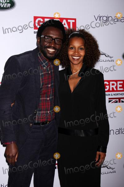 ANTHONY OKUNGBOWA Photo - LOS ANGELES - FEB 28:  Anthony Okungbowa at the 2014 GREAT British Oscar Reception at The British Residence on February 28, 2014 in Los Angeles, CA