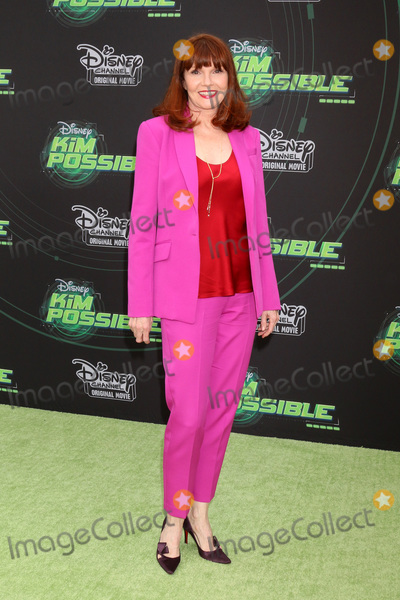 """Connie Ray Photo - LOS ANGELES - FEB 12:  Connie Ray at the """"Kim Possible"""" Premiere Screening at the TV Academy on February 12, 2019 in Los Angeles, CA"""