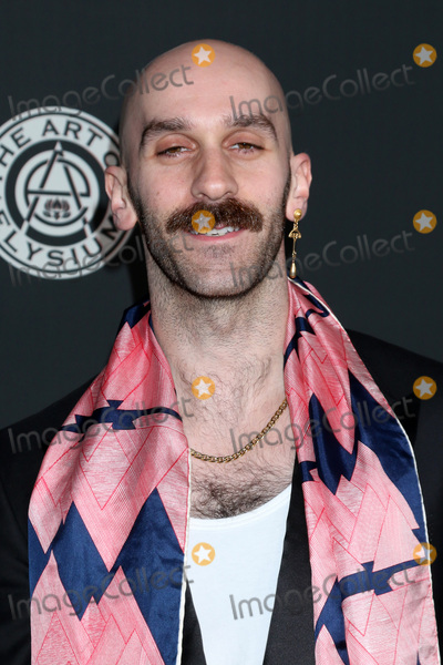 Sam Harris, X Ambassadors Photo - LOS ANGELES - JAN 4:  Sam Harris of X Ambassadors at the Art of Elysium Gala - Arrivals at the Hollywood Palladium on January 4, 2020 in Los Angeles, CA