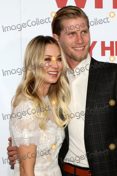 "Kaley Cuoco, Karl Cook Photo - LOS ANGELES - DEC 17:  Kaley Cuoco, Karl Cook at the ""Why Him?"" Premiere at Bruin Theater on December 17, 2016 in Westwood, CA"