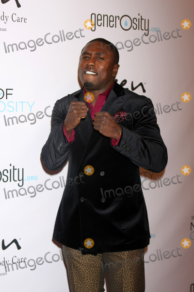 Andre Berto Photo - LOS ANGELES - DEC 5:  Andre Berto at the 6th Annual Night Of Generosity at the Beverly Wilshire Hotel on December 5, 2014 in Beverly Hills, CA
