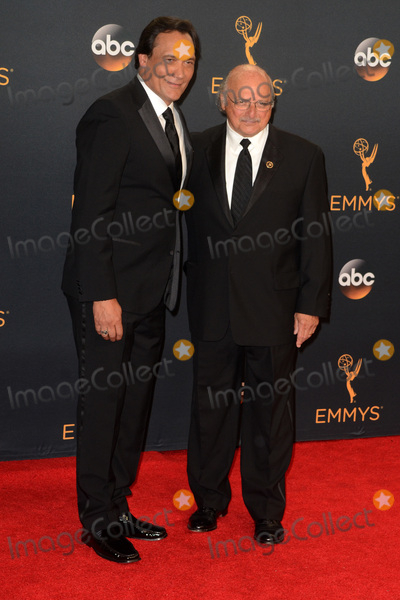 Dennis Franz, Jimmy Smits Photo - LOS ANGELES - SEP 18:  Jimmy Smits, Dennis Franz at the 2016 Primetime Emmy Awards - Press Room at the Microsoft Theater on September 18, 2016 in Los Angeles, CA