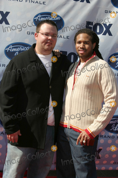 Anwar Robinson Photo - Scott Saval & Anwar Robinson
