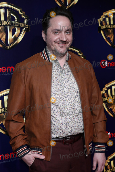 Ben Falcone Photo - LAS VEGAS - APR 2:  Ben Falcone at the 2019 CinemaCon - Warner Bros Photo Call at the Linwood Dunn Theater on April 2, 2019 in Las Vegas, NV
