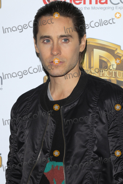 Jared Leto Photo - LAS VEGAS - APR 12:  Jared Leto at the Warner Bros. Pictures Presentation at CinemaCon at the Caesars Palace on April 12, 2016 in Las Vegas, CA