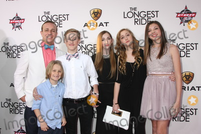 """Nicholas Sparks Photo - LOS ANGELES - FEB 6:  Nicholas Sparks' children and friends at the """"The Longest Ride"""" Los Angeles Premiere at the TCL Chinese Theater on April 6, 2015 in Los Angeles, CA"""