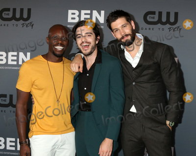 John Morgan, Casey Deidrick Photo - LOS ANGELES - AUG 4:  Keston John, Morgan Krantz, Casey Deidrick at the  CW Summer TCA All-Star Party at the Beverly Hilton Hotel on August 4, 2019 in Beverly Hills, CA