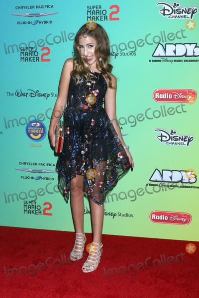 Ava Kolker Photo - LOS ANGELES - JUN 16:  Ava Kolker at the ARDYs: A Radio Disney Music Celebration at the CBS Studio Center on June 16, 2019 in Studio City, CA