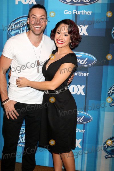 Ace Young, Diana De Garmo Photo - LOS ANGELES - APR 7:  Ace Young, Diana DeGarmo at the American Idol FINALE Arrivals at the Dolby Theater on April 7, 2016 in Los Angeles, CA